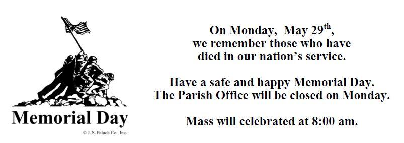 20170528 Memorial Day