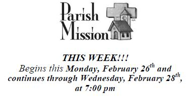 20180225 Parish Mission did you know pic