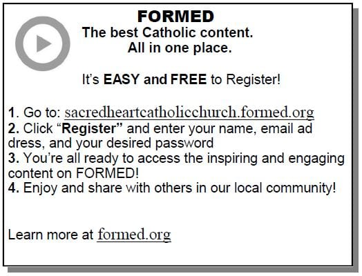 20180715 Formed Registration Ministry Announcement
