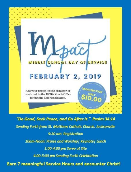 20181021 YM mPact Mid Sch day of Srvc Feb 2 2019