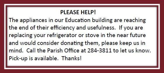 20181230 Please Help Need appliance
