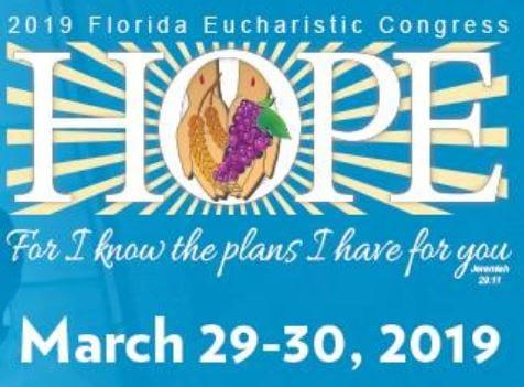 20190113 HOPE Eucharistic Congress 20190329