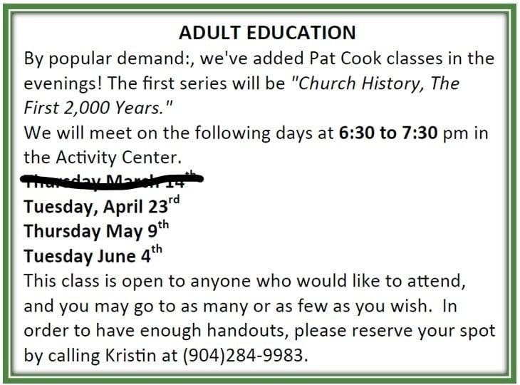 20190317 Adult Education 2