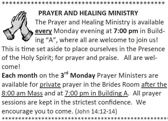 20190519 3rd Healing Prayer Meeting