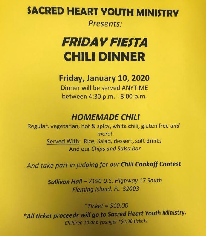 20191215 YM Chili Fiesta Dinner