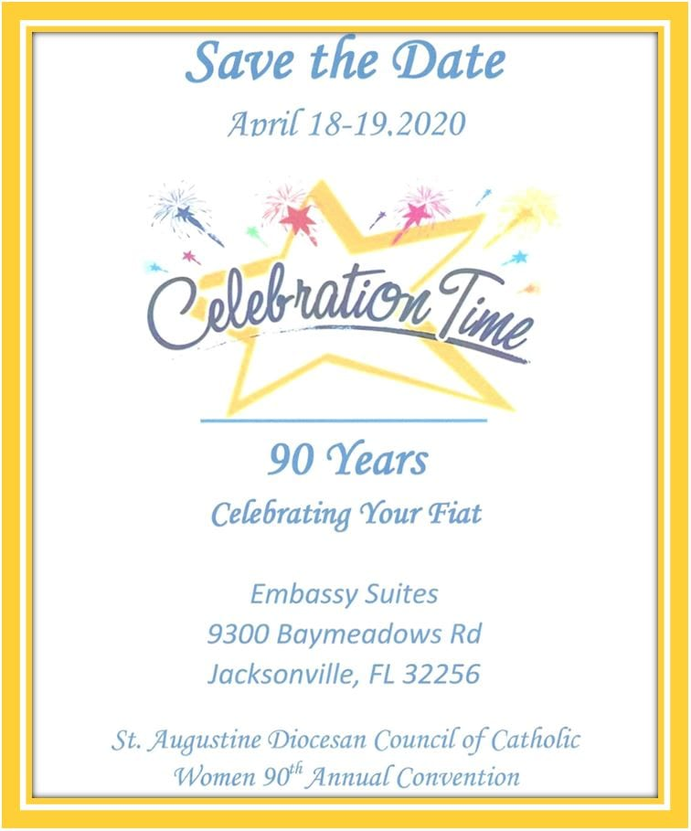 20200209 CCW Save the Date STADCCW Annual Convention