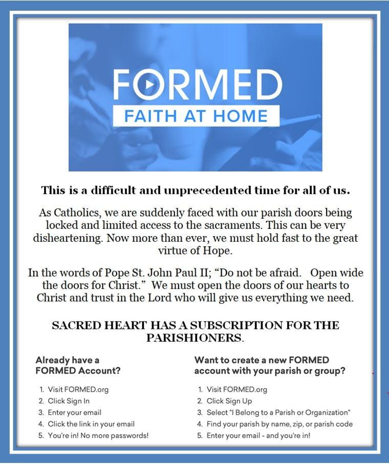 20200329 FORMED Faith at Home SH has Subscription