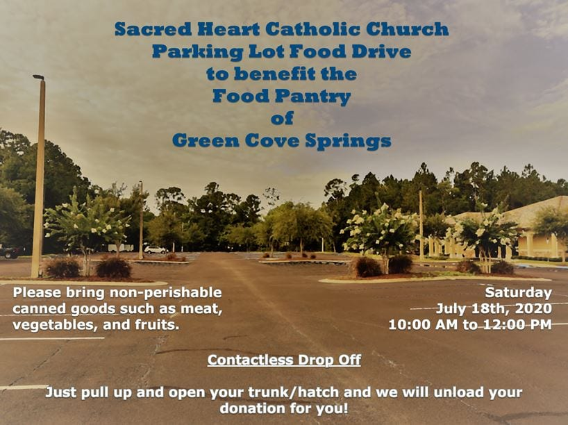 20200706 small sacred-heart-parking-lot-food-drive-July-18-2020-final