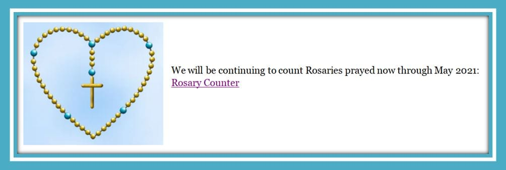 20210207 CCW Continuing to Count Rosaries