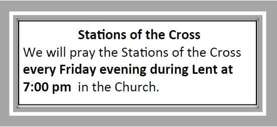 20210213 Stations of the Cross
