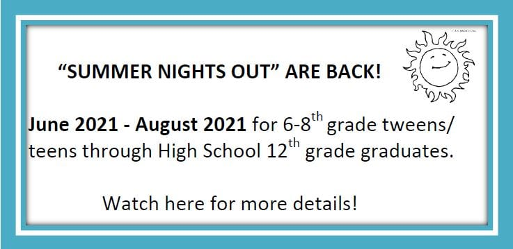 20210709 YM 20210531 Summer Nights Out ARE BACK