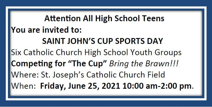 20210709 YM 20210620 Bulletin St Johns Cup Sports Day