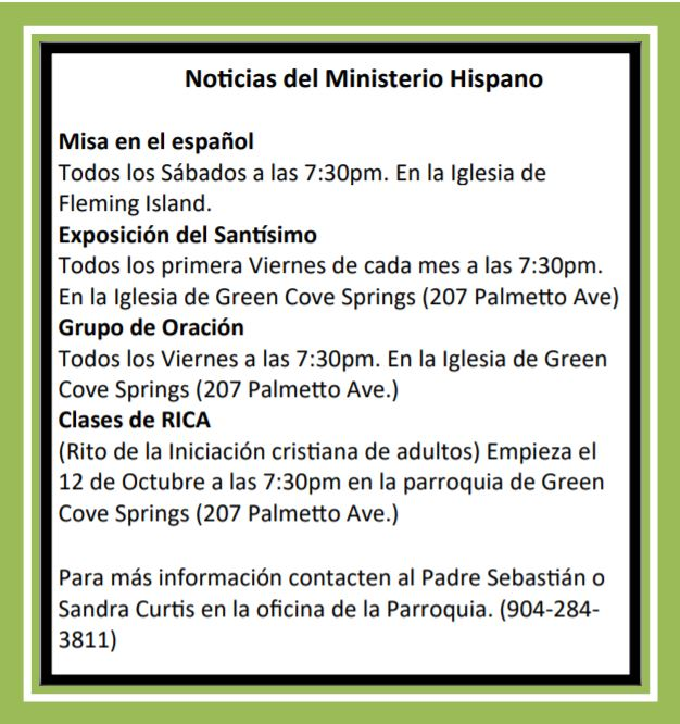 20210827 Notice of the Spanish Ministry and Mass