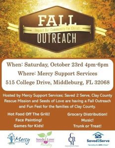 20210903 Fall Outreach Sponsored by Mercy Support Services