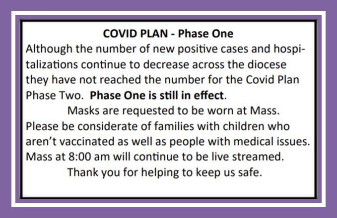 20211016 COVID Plan Update